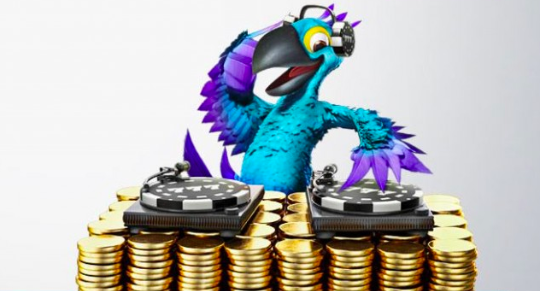 Karamba Bird Money Spins