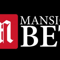 mansionbet logo black